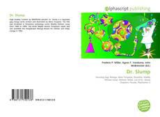 Buchcover von Dr. Slump