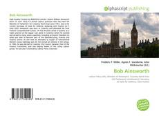 Bookcover of Bob Ainsworth
