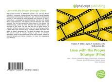 Обложка Love with the Proper Stranger (Film)