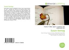 Bookcover of Susan Sontag
