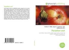 Portada del libro de Paradise Lost