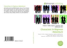 Обложка Characters in Digimon Adventure