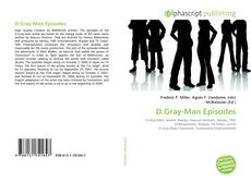 Bookcover of D.Gray-Man Episodes