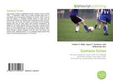 Bookcover of Gaetano Scirea