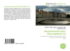Bookcover of Gouvernement Jean-Pierre Raffarin (1)