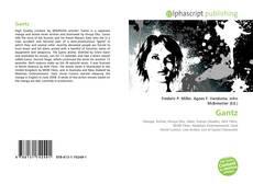 Bookcover of Gantz