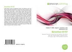 Capa do livro de Benetton B197