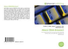 Couverture de Abaco (Web Browser)