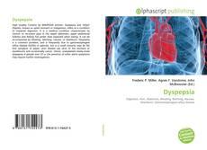 Обложка Dyspepsia