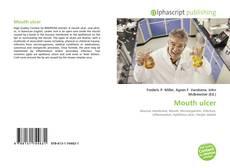Capa do livro de Mouth ulcer