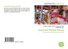 Bookcover of Grève des Studios Disney