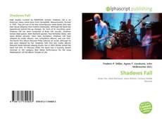 Copertina di Shadows Fall