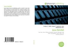 Borítókép a  Java Servlet - hoz