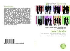 Bookcover of Noir Episodes