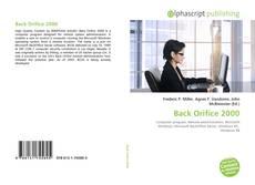 Borítókép a  Back Orifice 2000 - hoz
