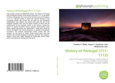 Bookcover of History of Portugal (711–1112)