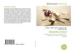 Alexandru Robot kitap kapağı