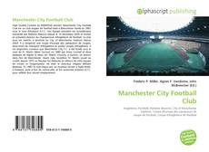 Buchcover von Manchester City Football Club