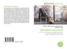 Couverture de Bob Gibson (musician)