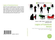 Bookcover of Legion of Substitute Heroes