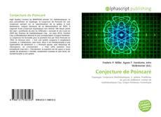 Обложка Conjecture de Poincaré
