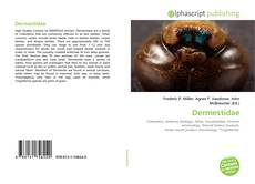Bookcover of Dermestidae