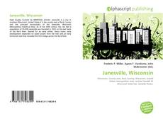Bookcover of Janesville, Wisconsin