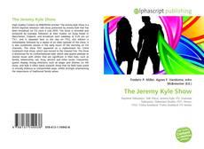 Portada del libro de The Jeremy Kyle Show