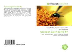 Portada del libro de Common green bottle fly