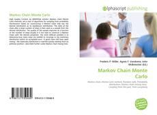 Capa do livro de Markov Chain Monte Carlo