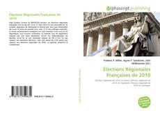 Élections Régionales Françaises de 2010 kitap kapağı