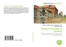Copertina di History of the Jews in Calabria