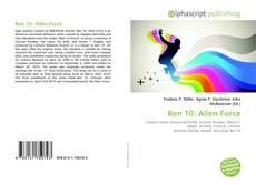 Portada del libro de Ben 10: Alien Force