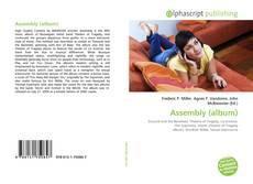 Borítókép a  Assembly (album) - hoz