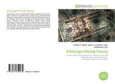 Buchcover von Arbitrage Pricing Theory