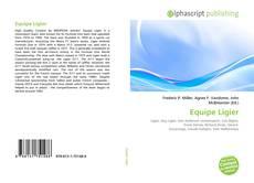 Bookcover of Equipe Ligier