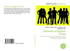 Bookcover of Characters in Digimon Tamers