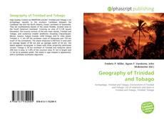 Copertina di Geography of Trinidad and Tobago
