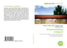 Copertina di Accommodation (religion)