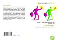 LGBT Writers kitap kapağı
