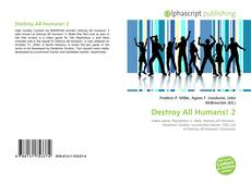 Bookcover of Destroy All Humans! 2