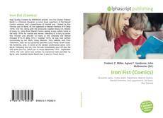 Buchcover von Iron Fist (Comics)