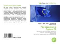 Portada del libro de Голосование в Совете ЕС