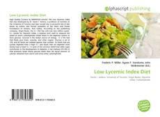 Buchcover von Low Lycemic Index Diet