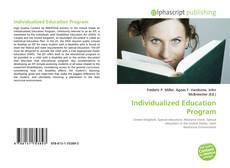 Capa do livro de Individualized Education Program