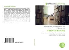Couverture de Historical Fantasy