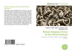 Bookcover of Roman Emperor (Crisis of the Third Century)