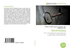 Bookcover of Secret History