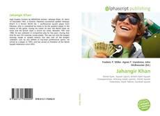Bookcover of Jahangir Khan