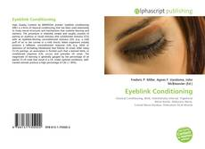 Bookcover of Eyeblink Conditioning